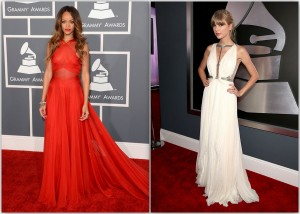 Rihanna, & Taylor