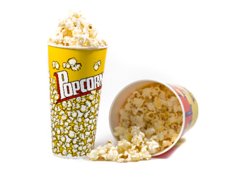 movie theater popcorn